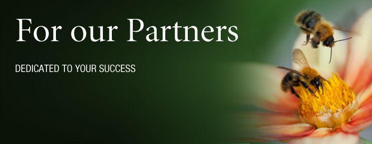 KeyedIn Partner Program For Our Partners Banner